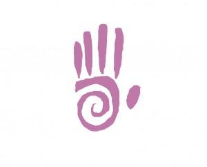 hand logo pale